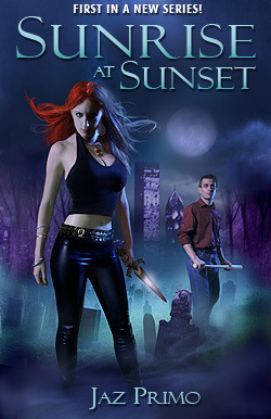 Sunrise at Sunset (Sunset Vampire, #1)