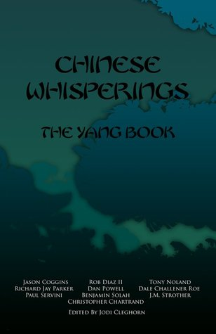 Chinese Whisperings by Jodi Cleghorn
