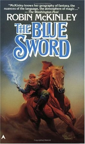The Blue Sword (Damar, #1)