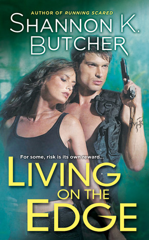 Living on the Edge (Edge #1)