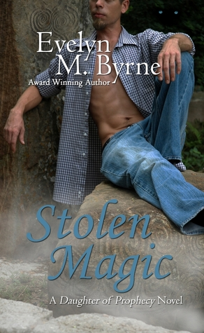 Stolen Magic (Daughter of Prophecy, #2)