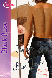 Demon in Blue Jeans (This edition is no longer available from Kindle)