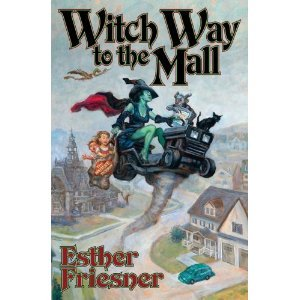 Witch Way To The Mall (Supernatural Suburbia)