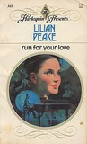 Run for Your Love (Harlequin Presents, #341)