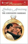 The Constantin Marriage