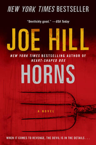 Free download Horns DJVU by Joe Hill