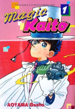 Magic Kaito Vol. 1 by Gosho Aoyama
