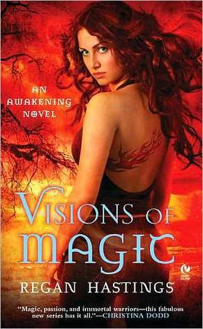 Visions of Magic (Awakening, #1)