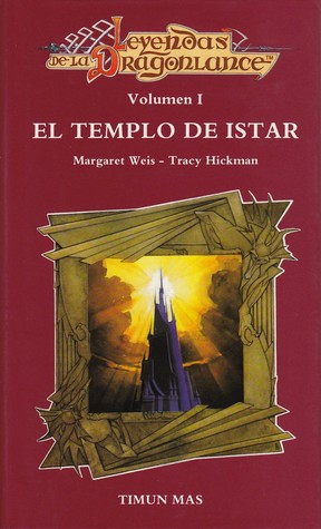 Get El Templo de Istar (Dragonlance: Legends #1) iBook by Margaret Weis, Tracy Hickman