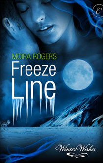 Freeze Line by Moira Rogers