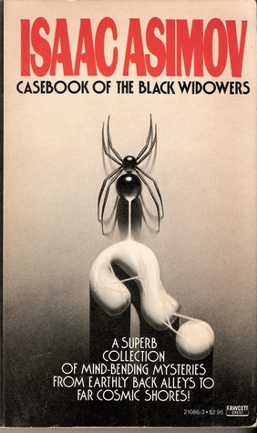 Casebook of the Black Widowers (The Black Widowers, #3)