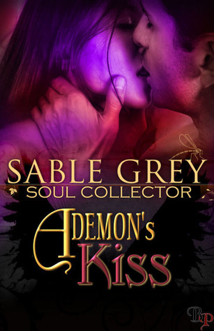 A Demon's Kiss by Sable Grey
