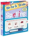 Write and Slide: Spelling