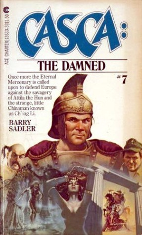 The Damned by Barry Sadler
