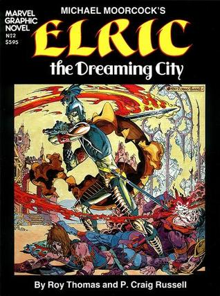 Elric by Roy Thomas