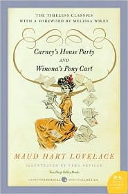 Carney's House Party/Winona's Pony Cart (Deep Valley, #1 & #3)