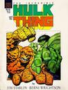 The Incredible Hulk/The Thing: The Big Change