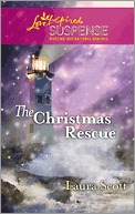Download free The Christmas Rescue (Love Inspired Suspense #221) PDF by Laura Scott