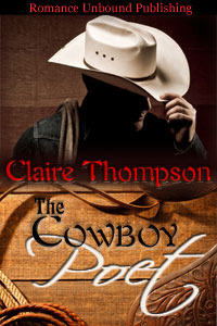 The Cowboy Poet by Claire Thompson