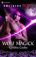 Wolf Magick by Cynthia Cooke