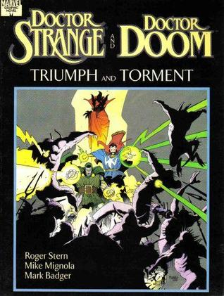 Doctor Strange, Doctor Doom: Triumph and Torment