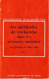 Les mthodes de recherche dans les sciences sociales (Tome 2)