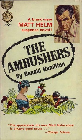 The Ambushers by Donald Hamilton