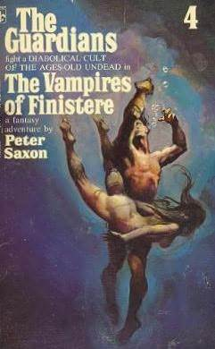 The Vampires of Finistere by Peter Saxon