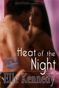 Heat of the Night by Elle Kennedy