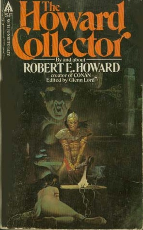 Review The Howard Collector iBook by Robert E. Howard, Glenn Lord