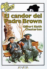 El candor del Padre Brown by G.K. Chesterton