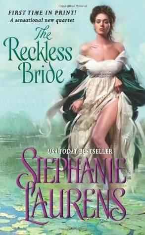 The Reckless Bride (Black Cobra Quartet, #4)
