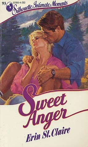 Sweet Anger by Erin St. Claire