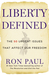 Liberty Defined: ...