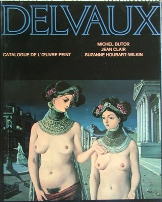Delvaux by Michel Butor