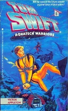 Aquatech Warriors by Victor Appleton