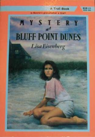 Mystery at Bluff Point Dunes (Kate Clancy #2)