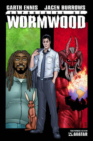 Chronicles of Wormwood by Garth Ennis