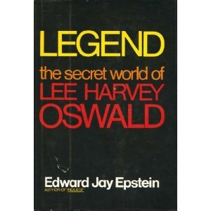 Legend by Edward Jay Epstein