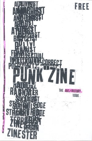 Punk Zine by James Payne