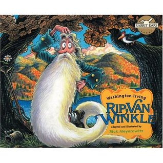Rip Van Winkle Told by Angelica Huston (Audio Cassette)