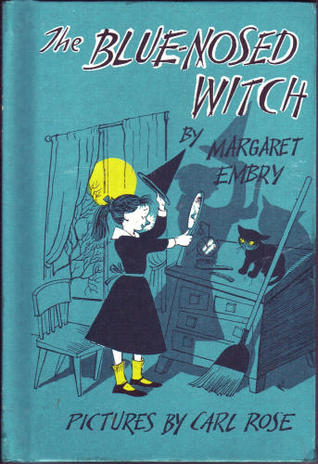 The Blue-Nosed Witch  (Weekly Reader Edition)
