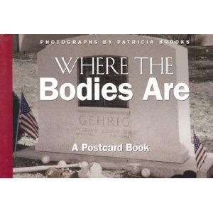 Where the Bodies Are: A Postcard Book