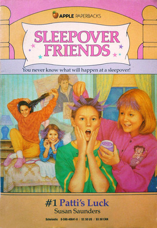 Patti's Luck (Sleepover Friends, #1)