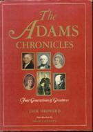 The Adams Chronicles by Jack Shepherd
