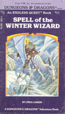 Spell Of The Winter Wizard  (Endless Quest #11)