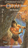 Conan the Outlaw (Endless Quest, #25; Hyborian Age)