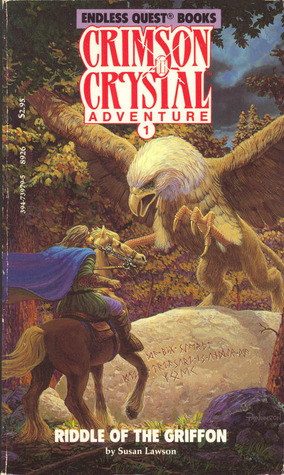 Riddle of the Griffon by Susan Lawson