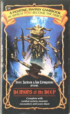 Demons of the Deep (Fighting Fantasy, #19)