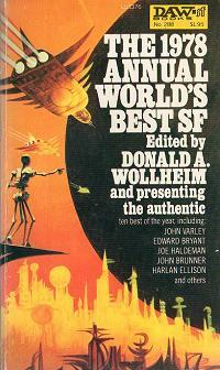 The 1978 Annual World's Best SF by Donald A. Wollheim